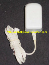 New Component Telephone U090030D1201 AC Adapter 9V 300mA (White)