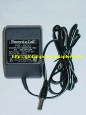 New Record a Call PS-500 DV-1283 AC Adapter 5GA 10347 12VAC 830mA 14VAC 500mA 5GA10347