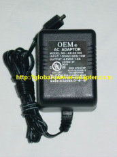 New AD-041A5 AC Adapter 4.5V 1500mA 1.5A AD041A5