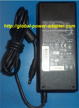 239428-001 COMPAQ PPP012L AC POWER ADAPTER FOR B1210 CQ70 100-240V 1.5A 50-60HZ 18.5V-4.9A 90W