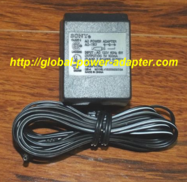 NEW SONY AC-T57 AC Adapter 9.0V 300mA Power Supply Class 2 Power Supply For Phone