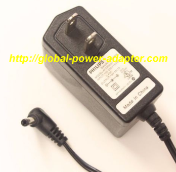 NEW Philips AY5808 37 9V Wall Power Charger 9V 1A Switching AC Adapter