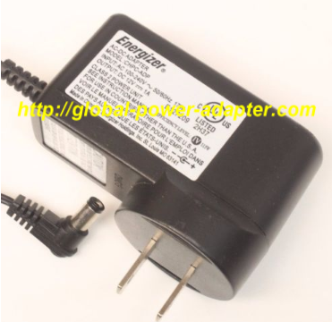 NEW Energizer CHPC-ADP AC DC 12V 1amp charger 2 1mm 5 5mm