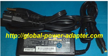 NEW HP COMPACT PP009L 65W 18.5V 3.5A PA-1650-02C 380467-001 AC POWER ADAPTER