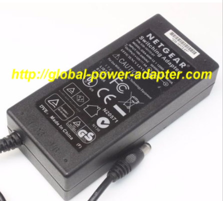 NEW Genuine NETGEAR DVE DSA-60W-12 1 Charger AC Adapter 12V 5A Power Supply