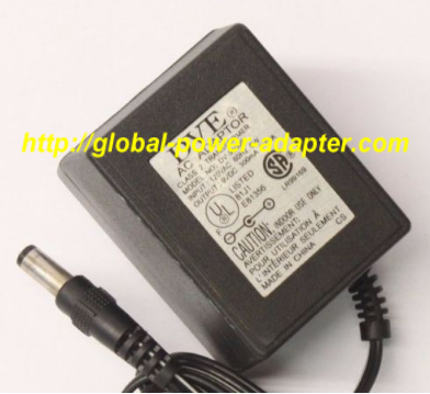 NEW Original DVE DV-9300S AC Power Supply Adapter Charger 9 Volt
