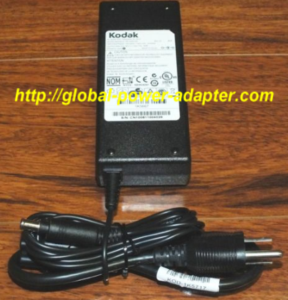 NEW Genuine Kodak 50-60Hz 100-240 Volts AC Adapter HP-A0601R3 Made For Printers
