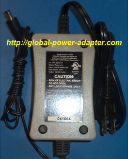 NEW IROBOT FAST CHARGER 10556 22V 1.25A AC POWER ADAPTER