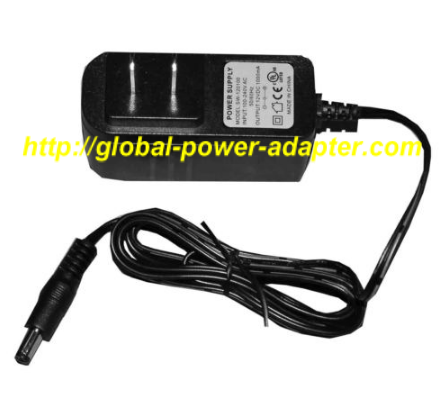 NEW Netgear Router N300 DGN3500-100NAS MT12-4120100-A1 UL Power Adapter Supply