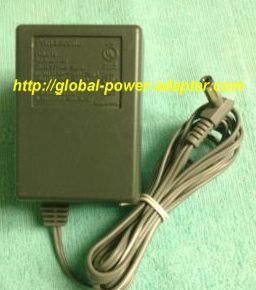 NEW Panasonic PQLV19 6V DC 500mA AC Class 2 Power Supply Adaptor