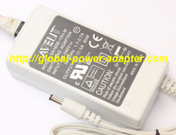 NEW Original Avent SA165E-12U-M Adapter Output 12V 12 Volt 5A 5000mA AC Power Supply