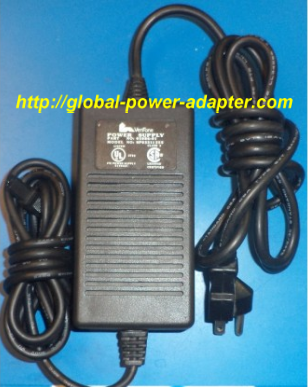 VERIFONE 05086-01 ACDC POWER ADAPTER SP03311255 3HOLEPIN 120V-1A 60HZ 25.5V-1.3A