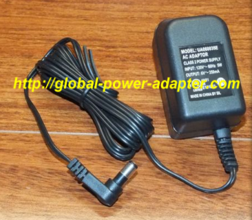 NEW Unbranded/Generic UA060035E AC Adapter 6V 350mA 5W 60Hz Power Supply Charger