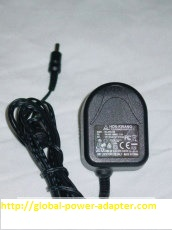 New 12Vdc 0.5A HONKWANG HK-JP06-A120 HKJP06A120 AC ADAPTER -(+) 1.7x4mm
